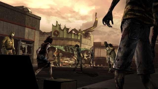 Confirman segunda temporada de The Walking Dead: The Game