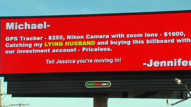 Espectacular en Estados Unidos, ¿publicidad o venganza personal?