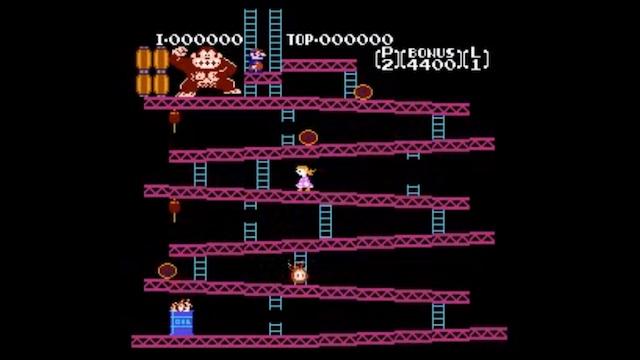 """Nerdgasmo: Papá hackea """"Donkey Kong"""" para su hija"""