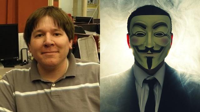 Editor de Reuters es acusado de ayudar a Anonymous