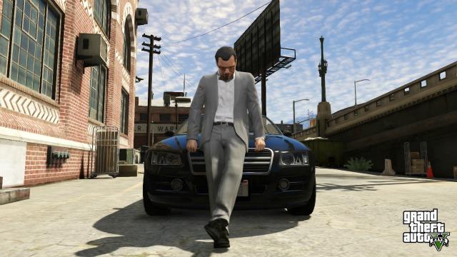 Checa las nuevas imágenes de Grand Theft Auto V