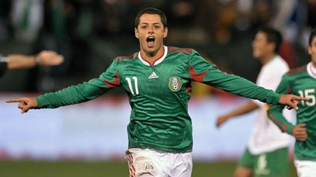 ¡A gozar los 30 goles del Chicharito Hérnandez con el Tri!