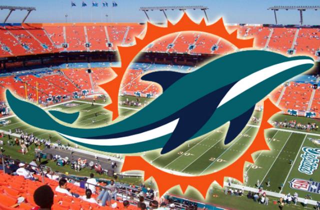 Oficial  Éste es el nuevo logo de los Delfines de Miami 6ec3136b0ed