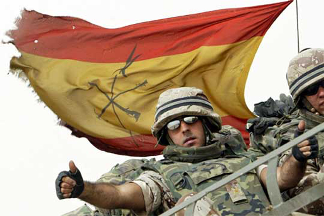 Video: Se confirma que soldados españoles torturaban a sus prisioneros en Irak