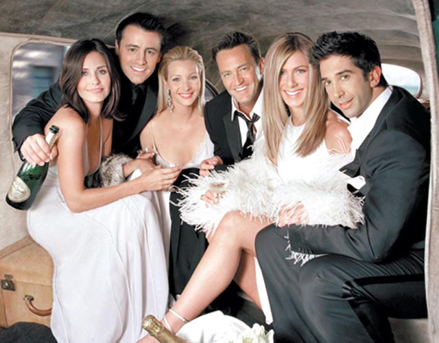 Las Frases Memorables De Friends