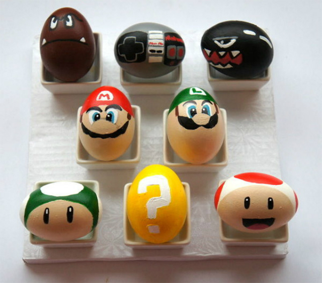 Nerdgasmo: Los huevos de Pascua de Mario Bros.