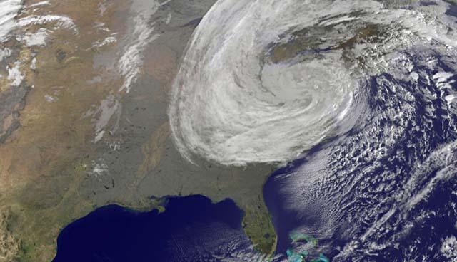 El Huracán Sandy aumentó los embarazos en Nueva York