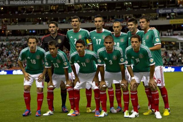 Y para cerrar el año... México quedó en el lugar 21 del ránking FIFA