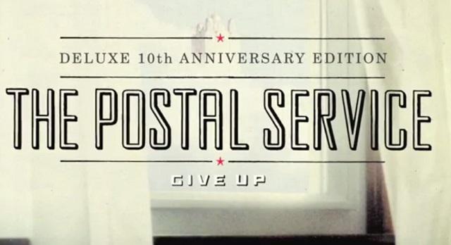 Escucha Quot Turn Around Quot Canci 243 N In 233 Dita De The Postal Service