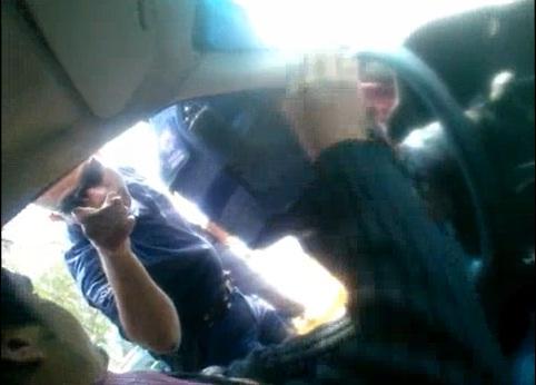 Policía de San Miguel de Allende denunciado en video, también agredió a mujeres estadunidenses