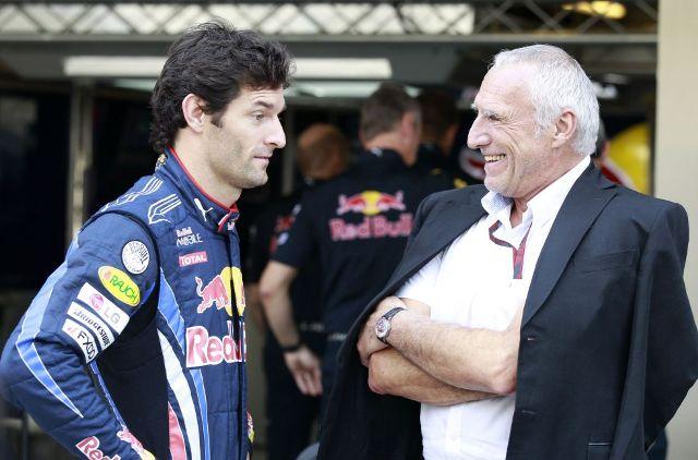 Red Bull piensa en Raikkonen si Webber se va