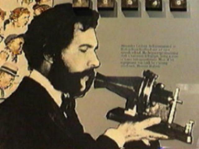 Por primera vez en más de un siglo, reproducen una grabación de Alejandro Graham Bell