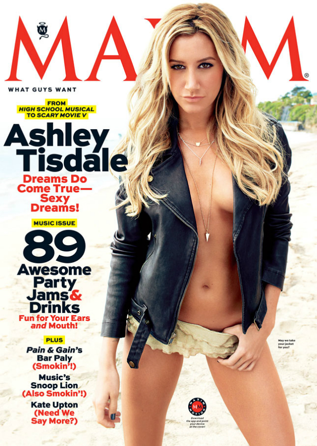Ashley Tisdale: de Disney a las
