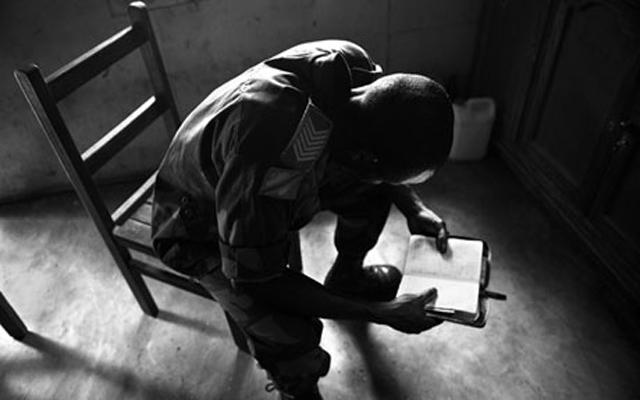 Soldado congolés confiesa 53 violaciones