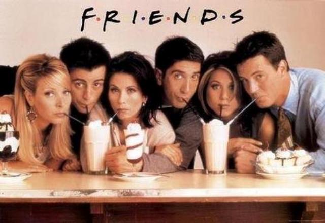 ¿Habrá reunión de FRIENDS?