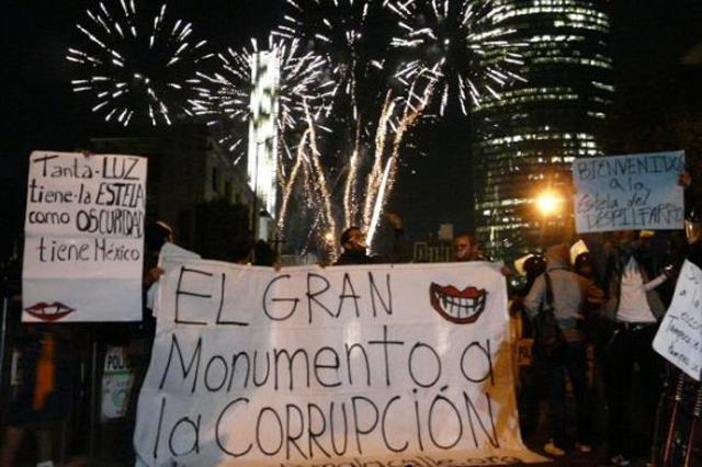 Ordenan detener a 12 ex funcionarios por irregularidades en Estela de Luz