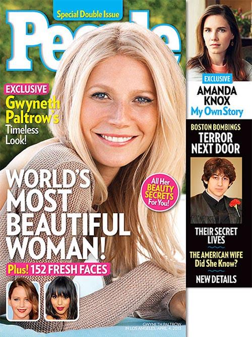 La mujer más guapa del 2013, según People
