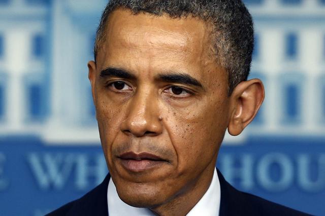 Obama molesto por el resultado en el Senado sobre el control de armas
