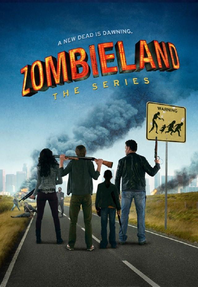 Les presentamos el primer avance de la serie de Zombieland