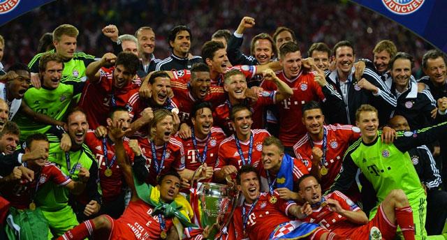 Estos fueron los mejores clubes del 2013 para la IFFHS