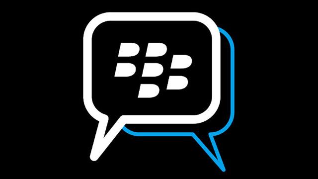 BlackBerry Messenger llegará a iOS y Android