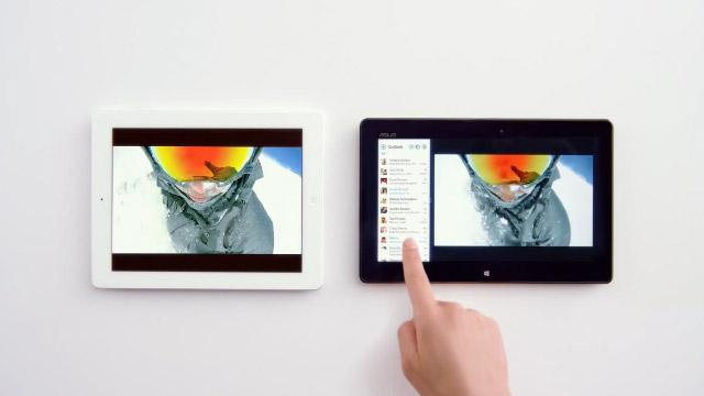Microsoft le pega con tubo al iPad en su nueva campaña