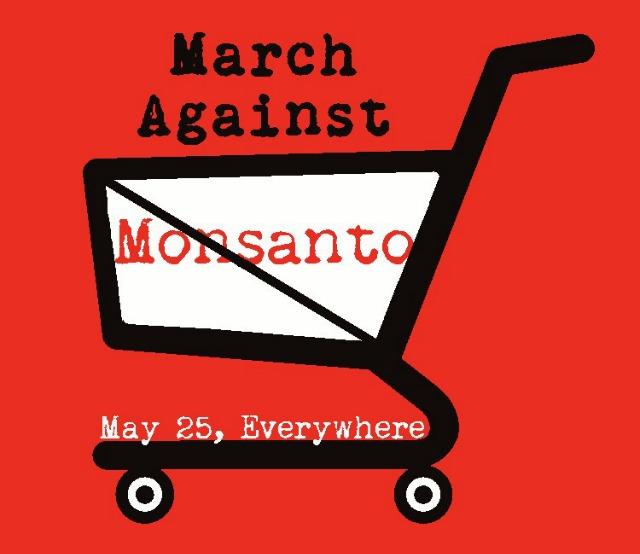 Activistas preparan marcha masiva contra la Corporación Monsanto