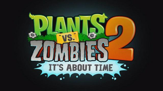 """""""Plants vs. Zombies 2"""" llegará en julio"""