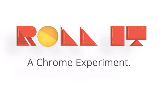 """""""Roll It"""", el nuevo juego experimental de Google"""