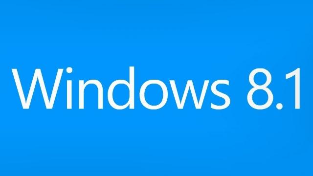 Windows 8.1 será gratuito