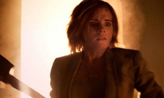 Emma Watson y una supuesta invasión zombie en el nuevo adelanto de This is the End
