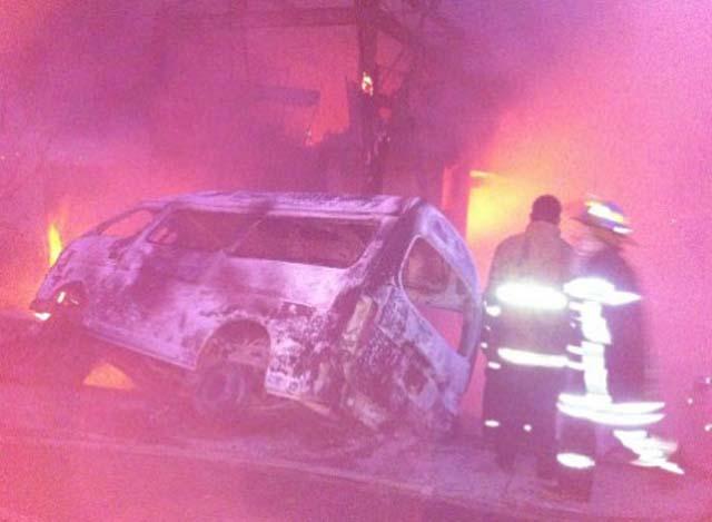 Explosión de pipa deja varios muertos y decenas de heridos en la México-Pachuca