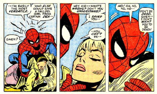 ¿Morirá Gwen Stacy en The Amazing Spider-Man 2?