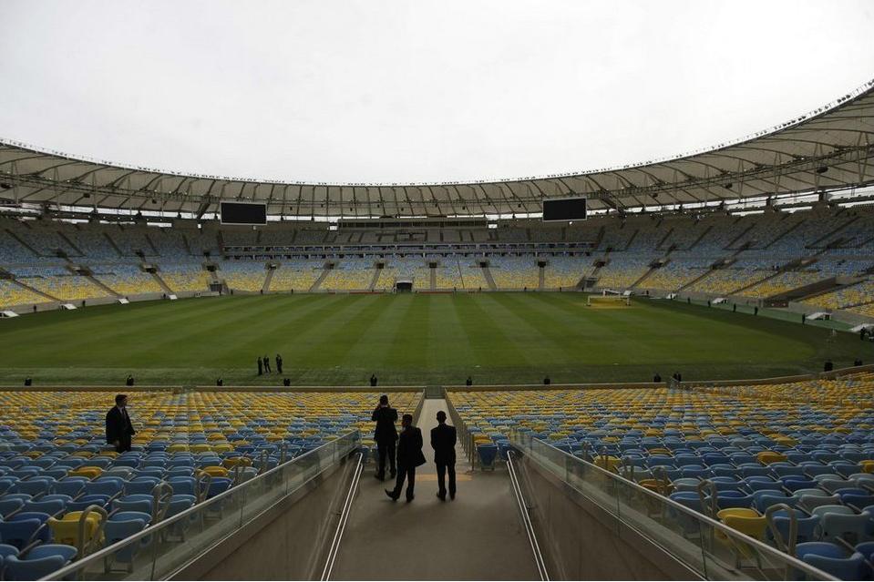 Suspenden el amistoso Brasil vs Inglaterra en el Maracaná