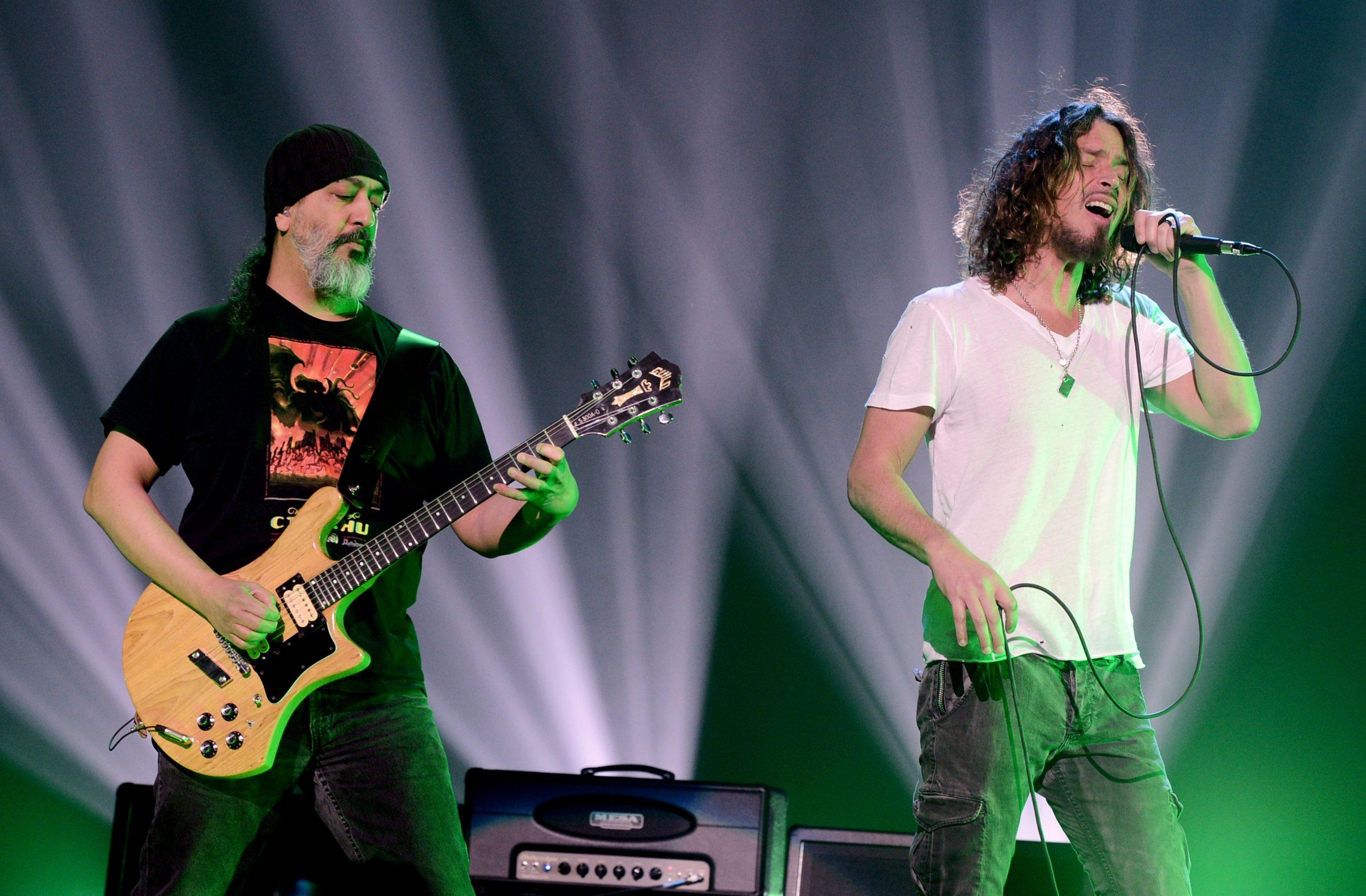 See Soundgarden's journey through 13 legendary concerts