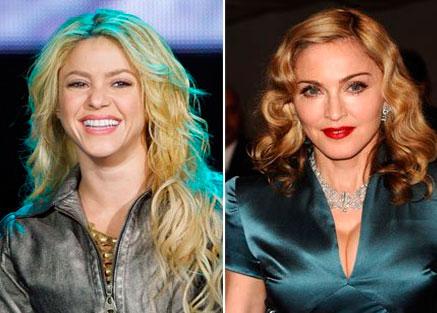 ¿Madonna y Shakira son genios?
