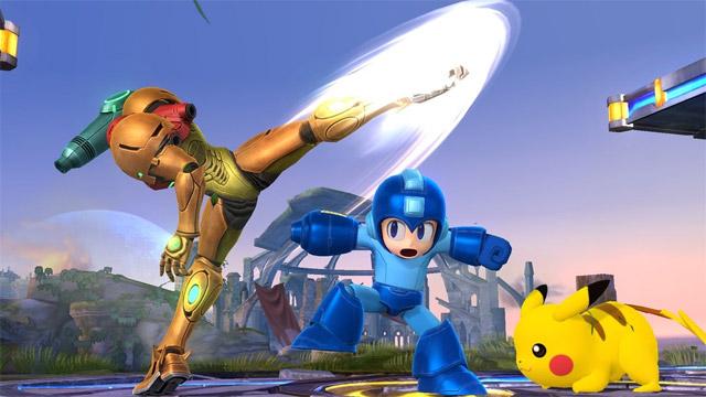 """Más detalles e imágenes de """"Super Smash Bros."""" para Wii U"""