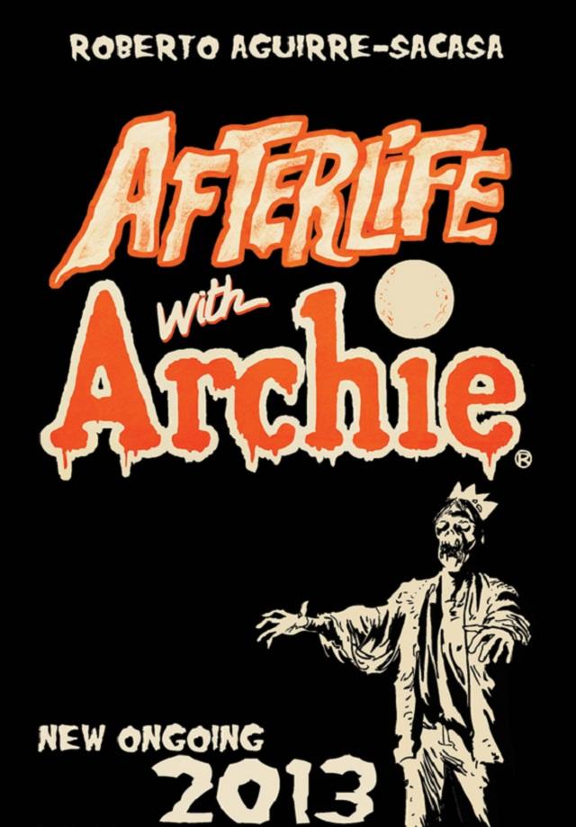 Ya se está preparando una película de Archie con... ¿zombies?