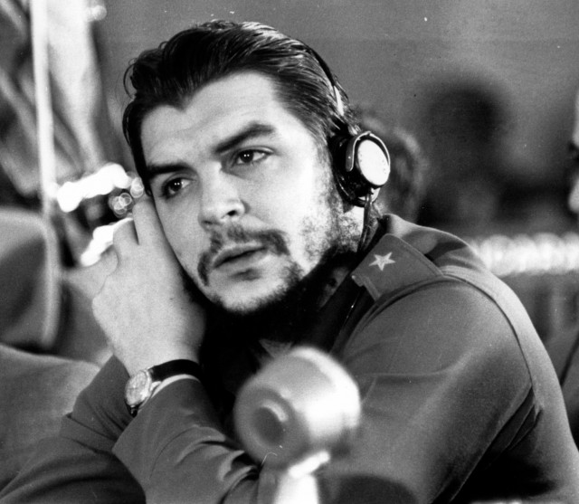 85 Años del Natalicio del Che Guevara
