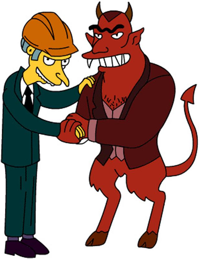 El Diablo y la homofobia