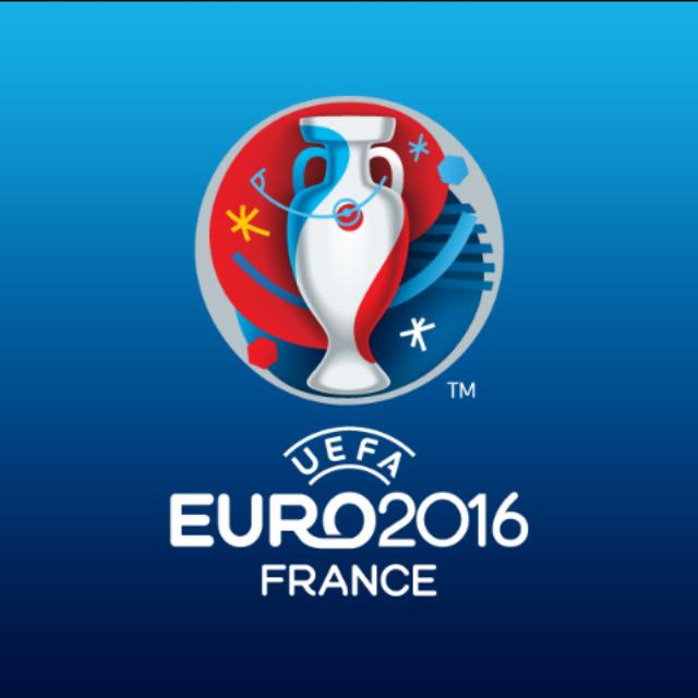 Mira el logo de la próxima Eurocopa Francia 2016