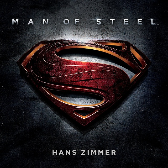 Escucha completo el soundtrack de Man of Steel