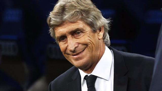 Manuel Pellegrini se convirtió en el nuevo técnico del Manchester City