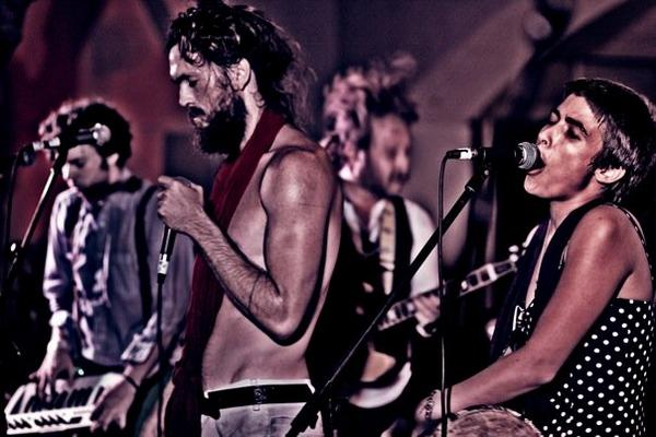 Edward Sharpe and the Magnetic Zeros -