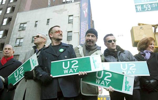 U2 prepara nuevo álbum producido por Danger Mouse
