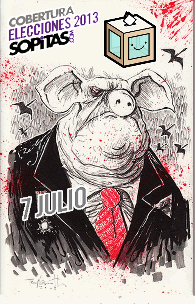 Zoológico electoral 2013