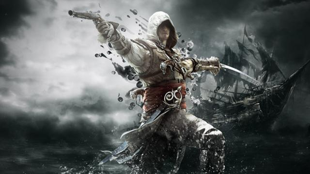 Video: gameplay de Assassin's Creed IV
