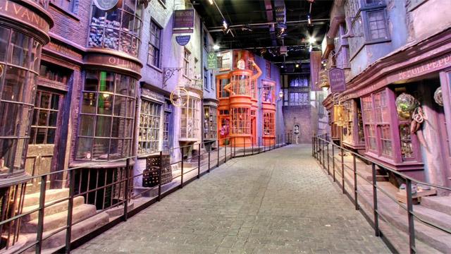 Harry Potter llega a Google Maps