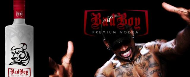 Bad Boy Vodka: la