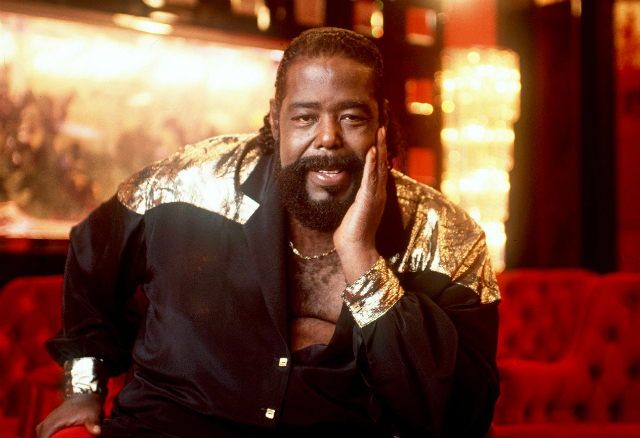Estas son nuestras 10 canciones favoritas de Barry White